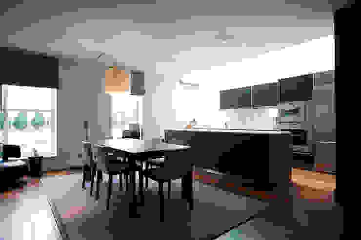 Town House Modern houses by Hampstead Design Hub Modern