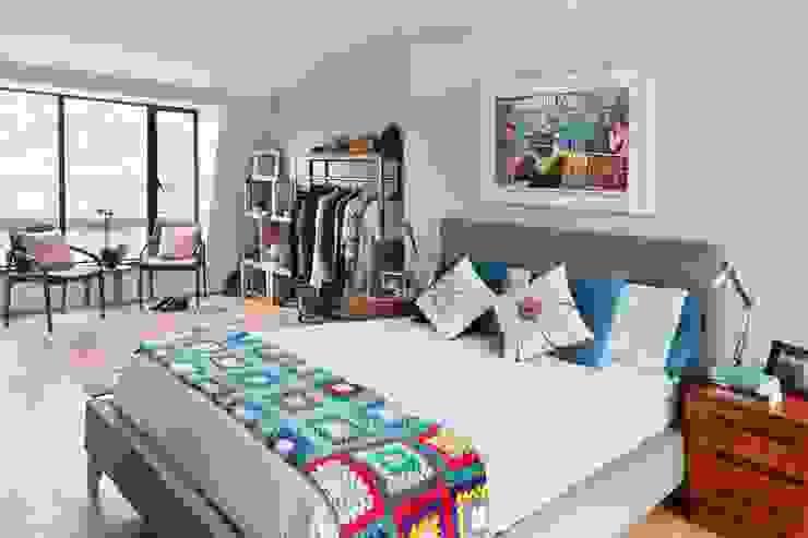 Dormitorios de estilo  de homify