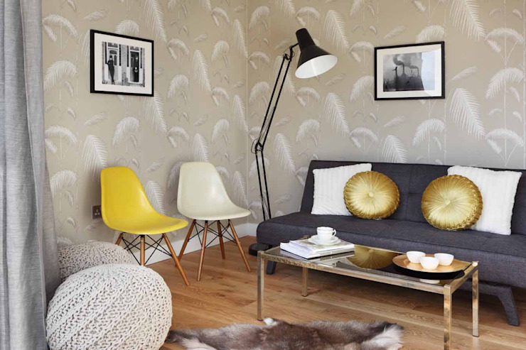 Chichester town house: eclectic  by Pascoe Interiors, Eclectic