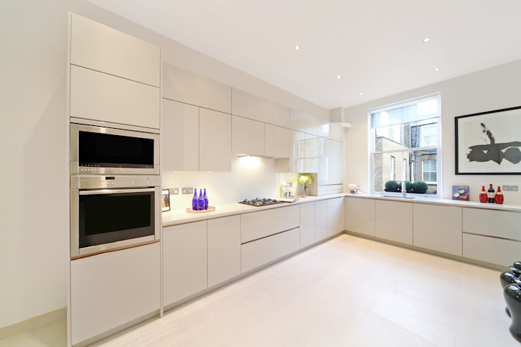 Kitchen by Hampstead Design Hub, Modern