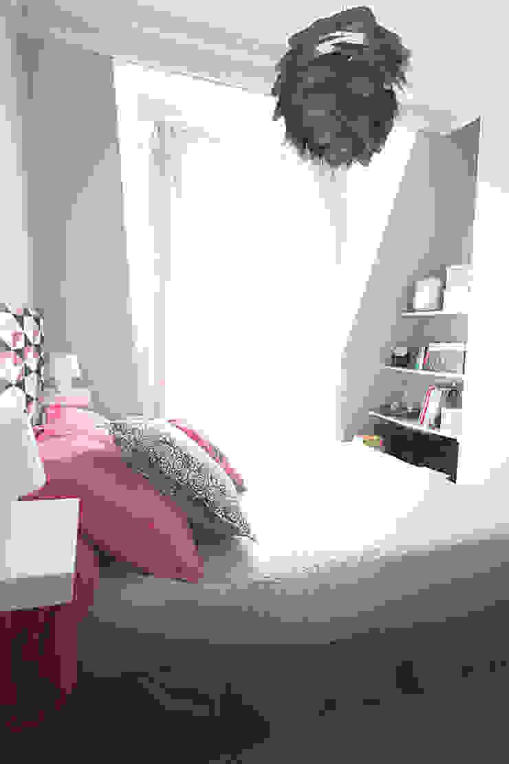 Chambre Chambre originale par Sandra Dages Éclectique