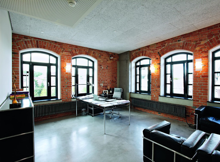 Classic office buildings by USM Möbelbausysteme Classic