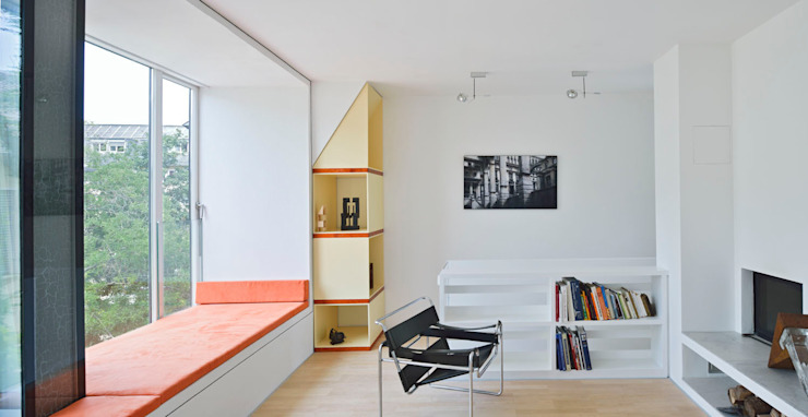 Marie-Theres Deutsch Architekten BDA Modern living room