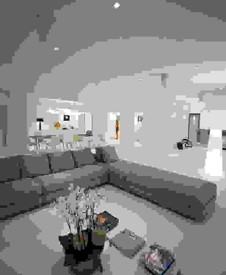 Modern Living Room by Vincent Coste Architecte Modern