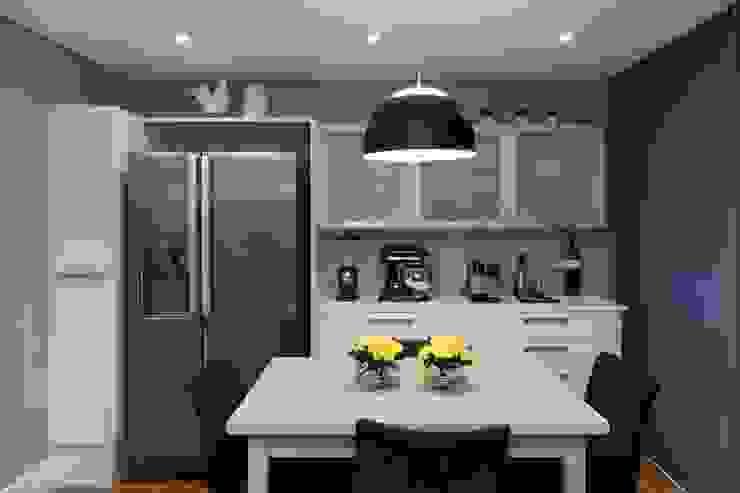 Cidade Jardim | Residenciais Cozinhas modernas por SESSO & DALANEZI Moderno