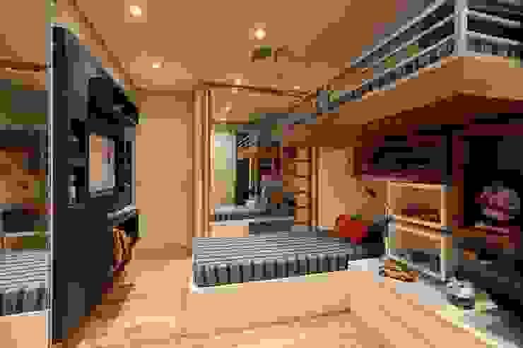 Dormitorios infantiles de estilo moderno de SESSO & DALANEZI Moderno