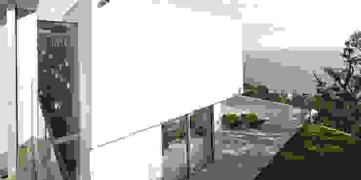 Maison D1 Maisons par Vincent Coste Architecte