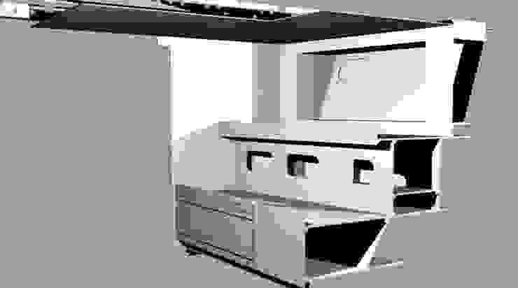 Nueva construcción Yate (Nueva Yate de motor) Yates y jets de estilo moderno de Coup de Grâce design & events Moderno