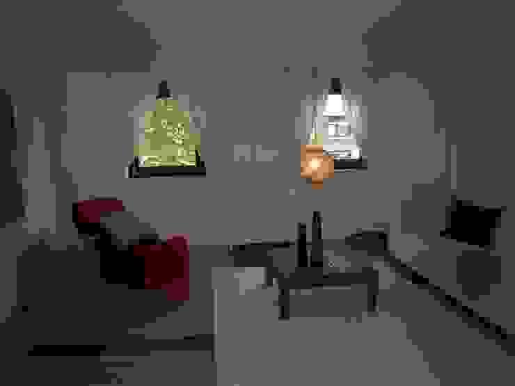 Wohnzimmer nach dem Staging Raumpraesenz-Homestaging