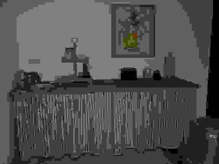 Küchenbereich nach dem Staging Raumpraesenz-Homestaging