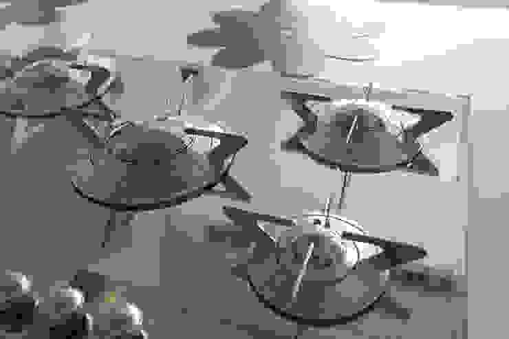 Casa m+l Cucina moderna di Laura Marini Architetto Moderno