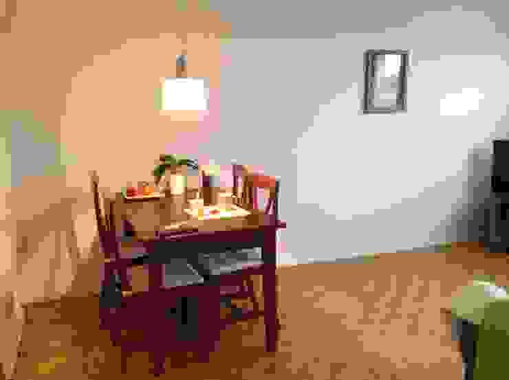 METAMORFOZA 48 m² od WNĘTRZNOŚCI Projektowanie wnętrz i mebli Nowoczesny