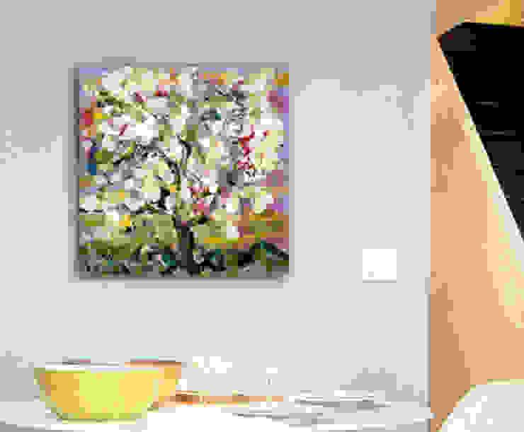 Almendro en flor de GRECAR IDEA SL Moderno