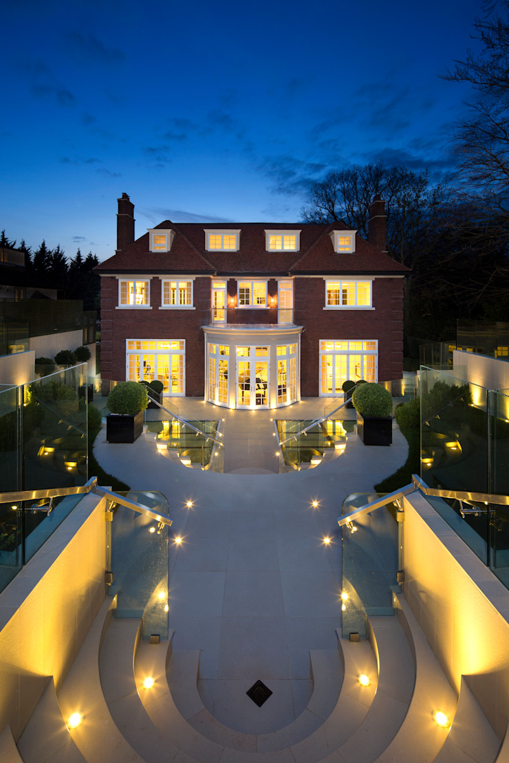 Fairways at the Bishops Avenue Celia Sawyer Luxury Interiors Modern Houses