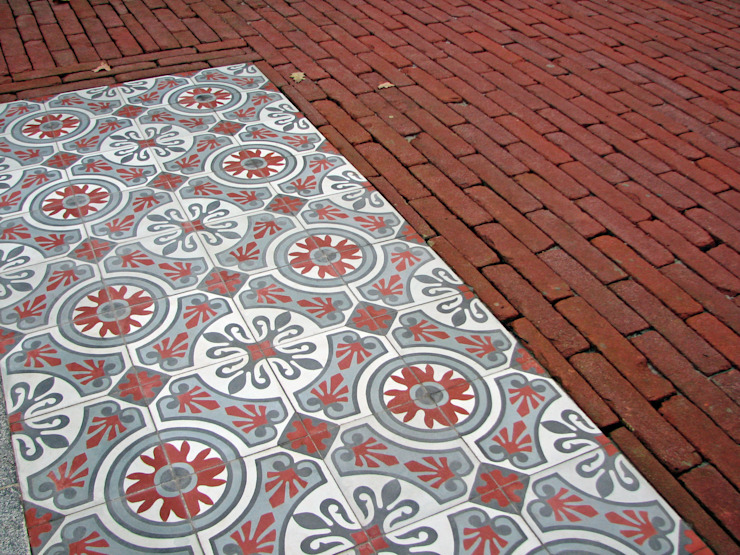 Encaustic Cement Tiles Original Features Murs & SolsCarrelage