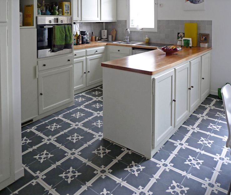 Encaustic Cement Tiles Oleh Original Features Mediteran