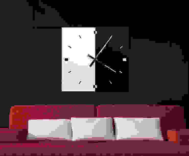 reloj pared diseño BQN de GRECAR IDEA SL Moderno