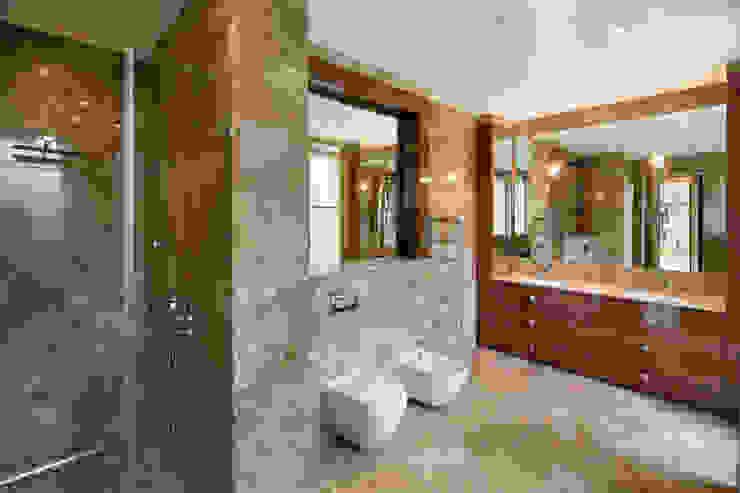 Fairways at the Bishops Avenue Celia Sawyer Luxury Interiors Modern Bathroom