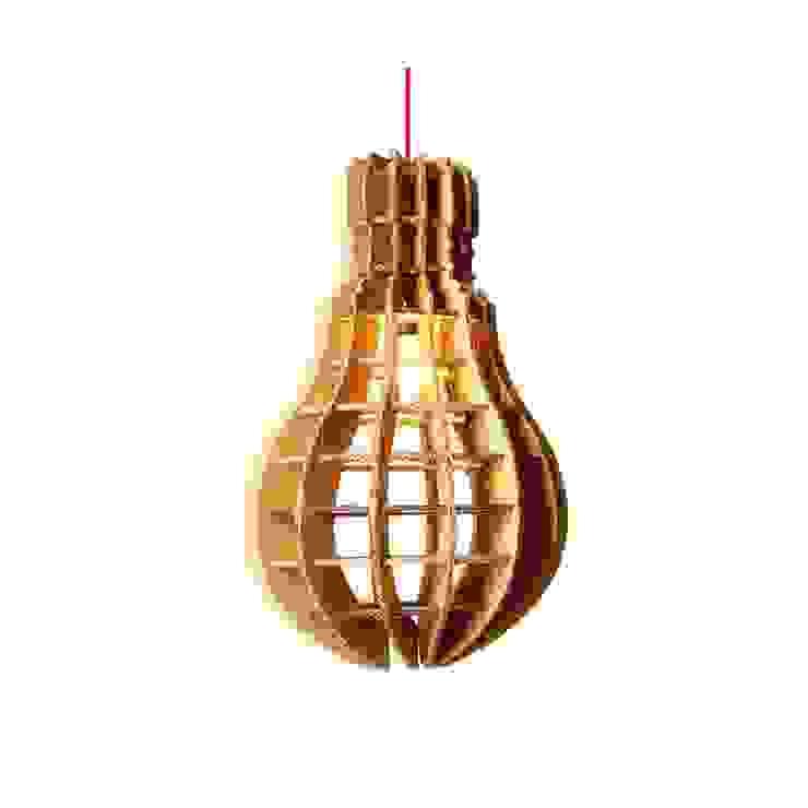 Lámpara mod. Bomba de Decocook Ecléctico