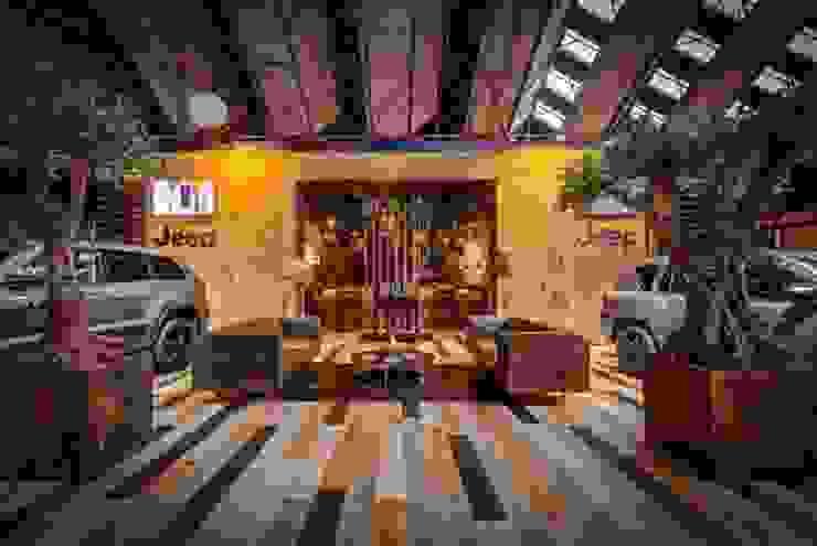 Messe Jeep Ausgefallenes Messe Design von Holz + Floor GmbH | Thomas Maile | Living with nature since 1997 Ausgefallen