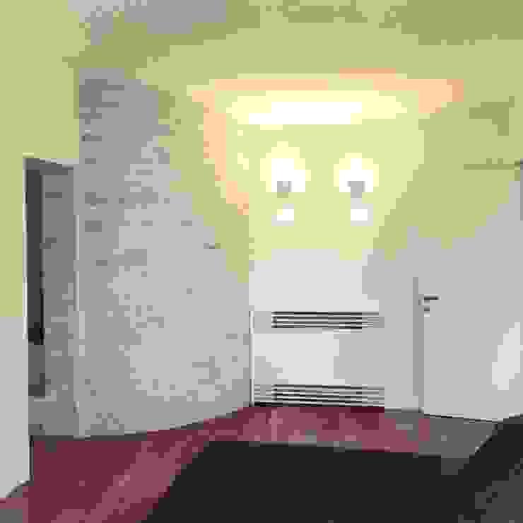 la camera padronale Camera da letto in stile mediterraneo di m12 architettura design Mediterraneo