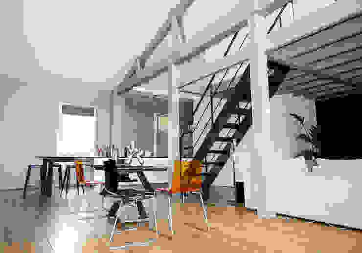 Réabilitation d'une maison individuelle Maisons modernes par Arana.Architecture Moderne