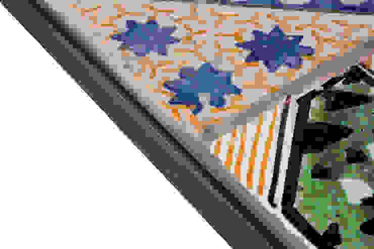 Spider Tiles Table di Francesco Della Femina Mediterraneo