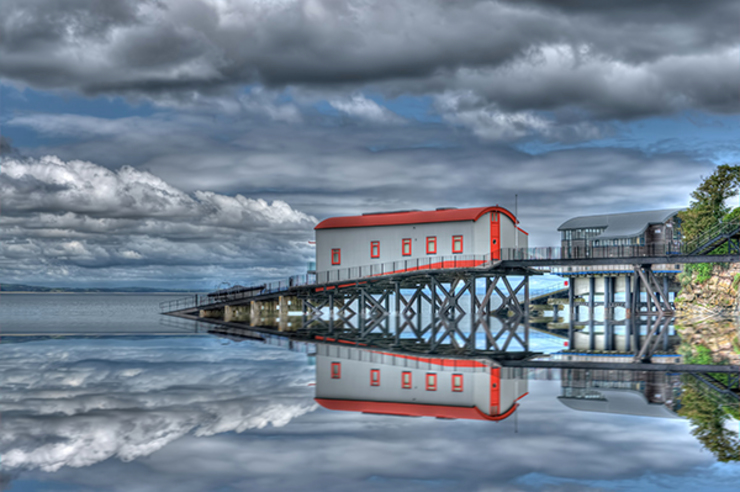 Reflections of Tenby 3: eclectic  by Steve Purnell, Eclectic