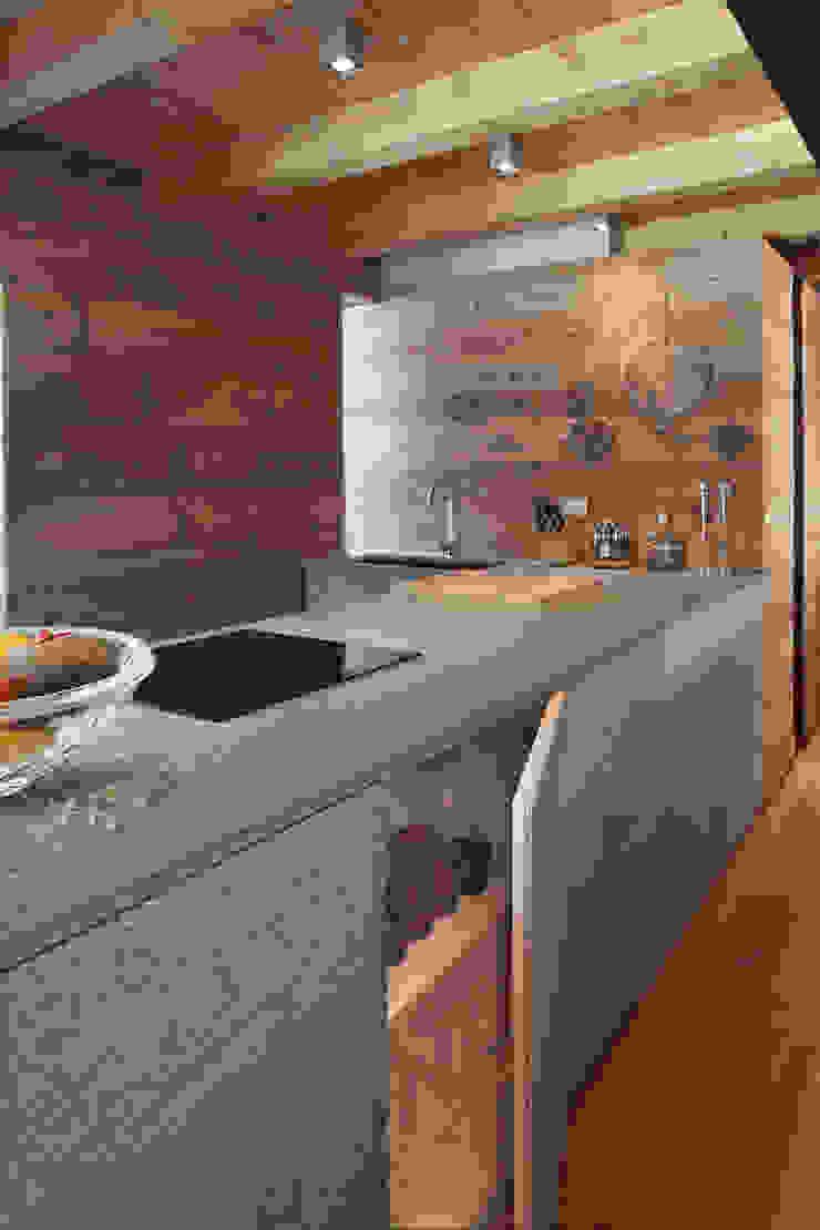 Dapur Gaya Skandinavia Oleh archstudiodesign Skandinavia