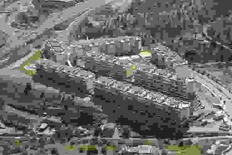 232 viviendas Vista Bahía Vallehermoso de santacruz y asociados estudio de arquitectura