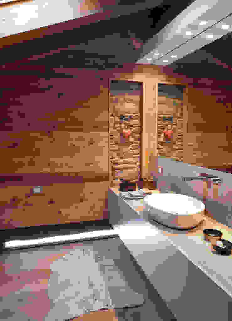 Kamar Mandi Gaya Skandinavia Oleh archstudiodesign Skandinavia