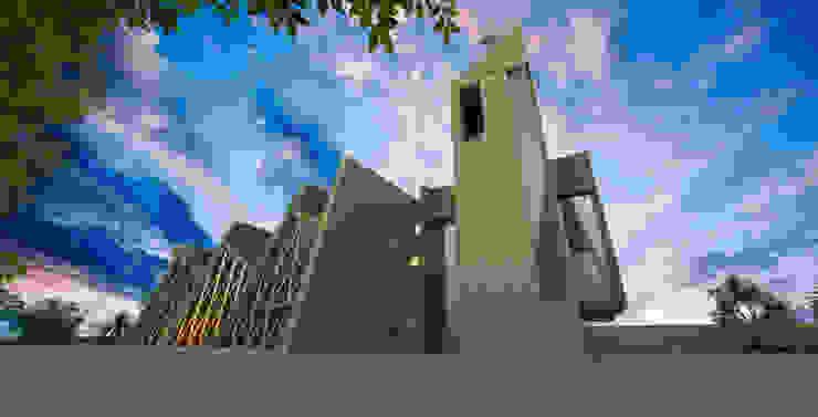 Iglesia Espacios de santacruz y asociados estudio de arquitectura