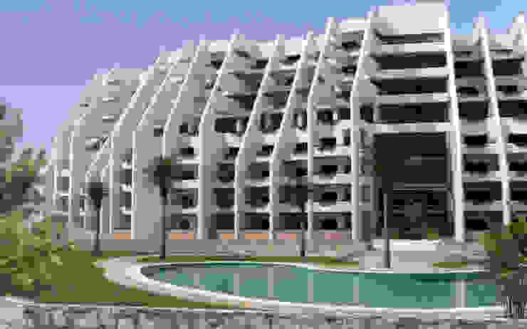 Hotel 5 estrellas Espacios de santacruz y asociados estudio de arquitectura