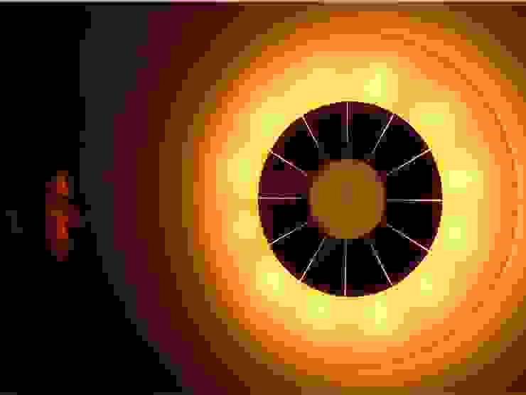 Disco Lamp di Mauro Del Santo Moderno