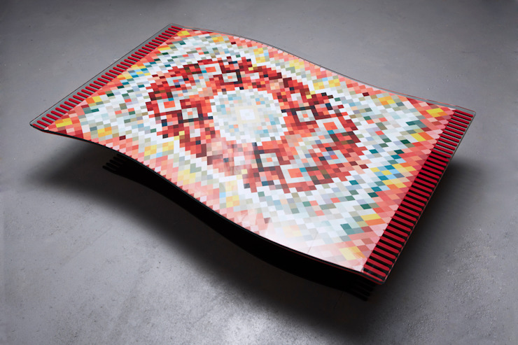 Flying Carpet Coffee Table by Duffy London