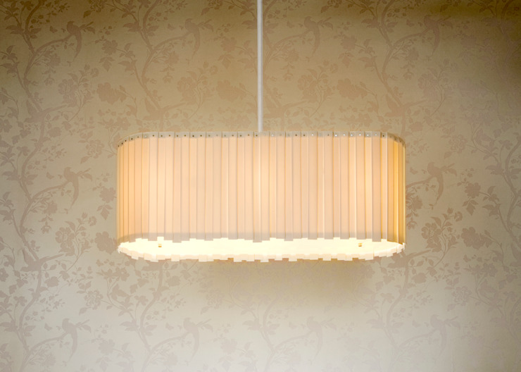 Andante Chandelier by Boatswain Lighting