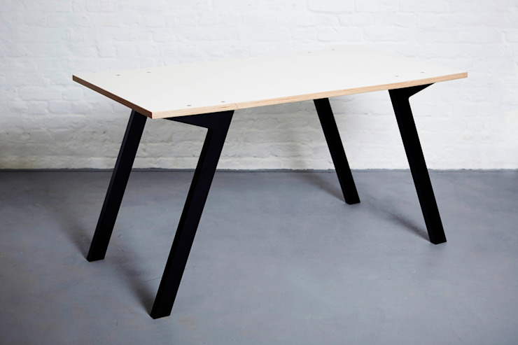 MK1 TRANSFORMING COFFEE TABLE WOOD: eclectic  by Duffy London, Eclectic