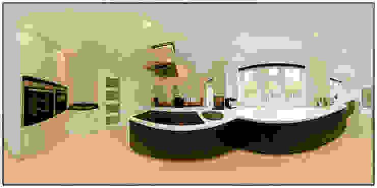 Bespoke Kitchen Modern kitchen by Hamilton 360 Modern