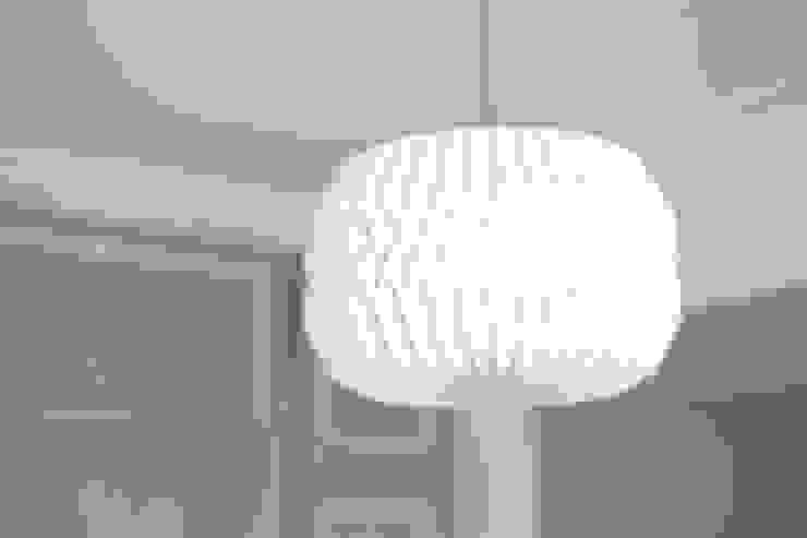 Luminaire origami Salon original par Sandra Dages Éclectique