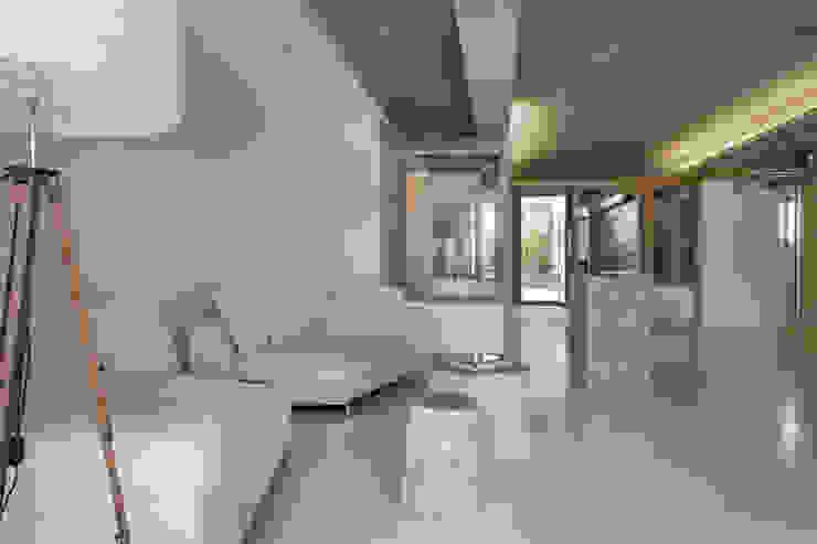 Loft LK, Paris Salon moderne par Olivier Chabaud Archtct Moderne