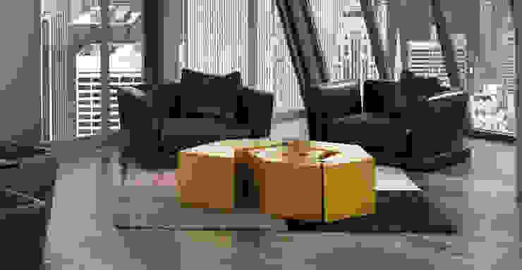 Mesa Spira Küpu de Küpu Muebles Inesperados Moderno