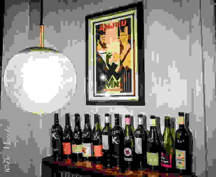 Affiche vintage Gastronomie industrielle par Sandra Dages Industriel