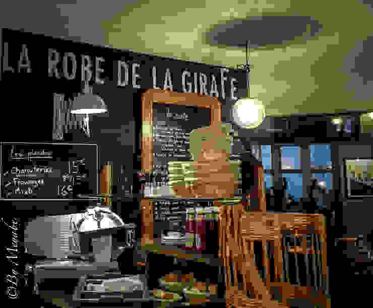 La robe de la Girafe Gastronomie industrielle par Sandra Dages Industriel