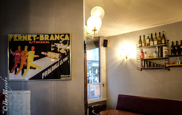 Fernet-Branca Gastronomie industrielle par Sandra Dages Industriel
