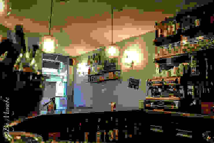 Bar Gastronomie industrielle par Sandra Dages Industriel