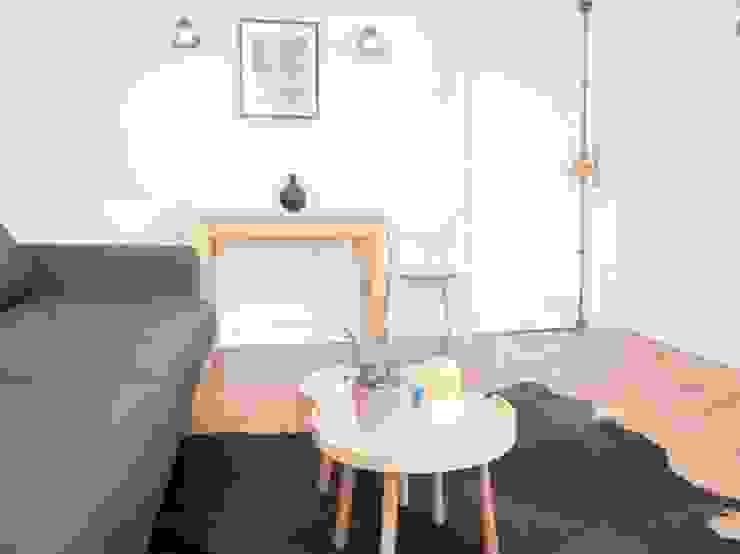 Salon Salon original par Sandra Dages Éclectique
