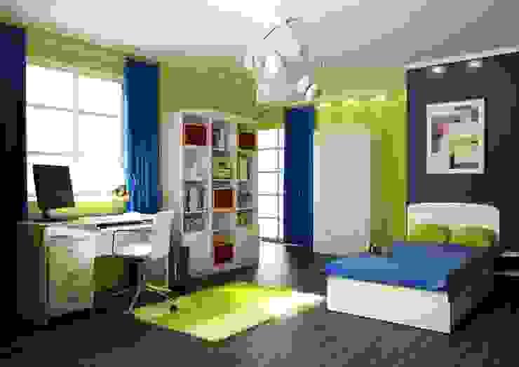 Kinderzimmer Basic Klassische Kinderzimmer von Möbelgeschäft MEBLIK Klassisch