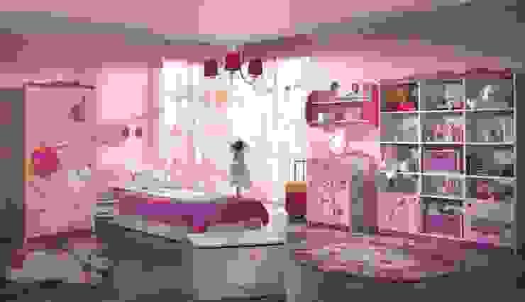 Kinderzimmer Prinzessin Klassische Kinderzimmer von Möbelgeschäft MEBLIK Klassisch