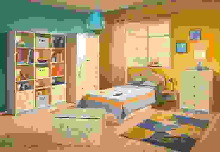 Kinderzimmer Oceanic Moderne Kinderzimmer von Möbelgeschäft MEBLIK Modern