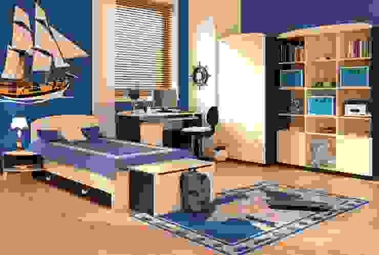 Kinderzimmer Basic Moderne Kinderzimmer von Möbelgeschäft MEBLIK Modern